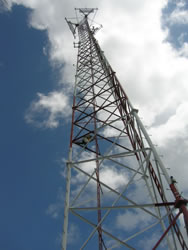 Self Supporting Communication Tower